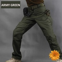Quick Dry Hiking Pants Spring  Outdoor Tactical Sports Fishing Trousers UV Protection Camping Pants