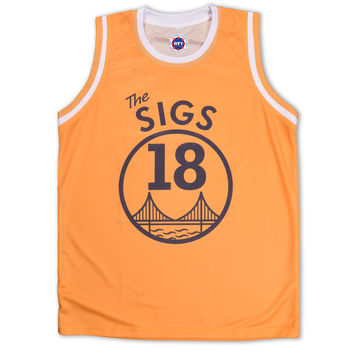 Sigma Chi Fraternity Jersey