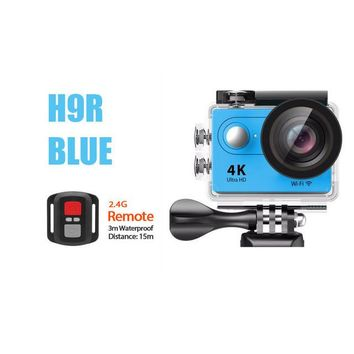 Eken H9 / H9R Ultra HD 4K Action Camera 30m waterproof 2.0' Screen 1080p sport Camera go extreme pro cam