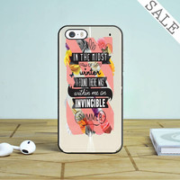 Say Hello To Summer iPhone 4 |4S Case