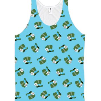 Mad Hatter Tank Top