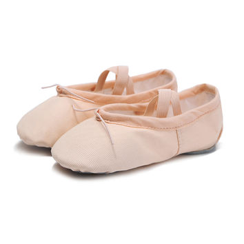 2017 New Women's Ballet Shoes Zapatos De Baile Ballerinas Dancing Zapatos Mujer High Quality Salsa Children shoes for dance 4020