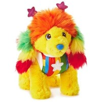 Rainbow Brite™ Puppy Brite Stuffed Animal, 9.5""