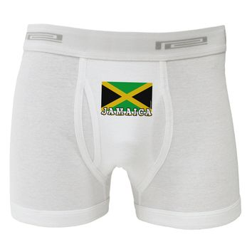 Jamaica Flag Boxer Briefs