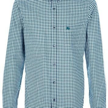 Burberry Brit Checked Print Shirt