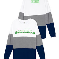 Seattle Seahawks Varsity Crew - PINK - Victoria's Secret