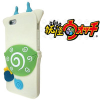 Yokai Watch Character Shaped Silicone Case for iPhone 6 (Coma-San)