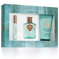Shawn Mendes Signature 1.7oz/50ml 3pc Gift Set, (a $91 value)