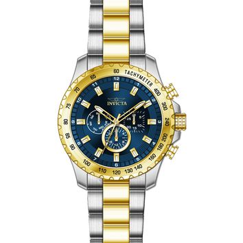 Invicta Men's 24214 Speedway Quartz Multifunction Blue Dial Watch