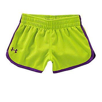 Under Armour 12-24 Months Essential Mesh Shorts - Velocity
