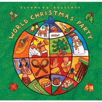 Various Artists: Putumayo Presents World Christmas Party
