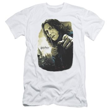 Harry Potter - Snape Poster Short Sleeve Adult 30/1 Shirt Officially Licensed T-Shirt