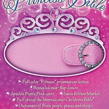 Princess Bible BOX LEA