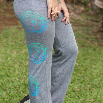 Wings Hawaii Mermaid Eco-Pants Grey