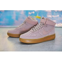 Nike Air Force 1 High ??07 Lv8 Suede Aa1118 601