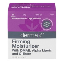 Derma e Firming DMAE Moisturizer with Alpha Lipoic and C-Ester