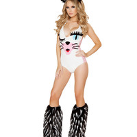 Pretty Pussy Costume