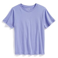 Boy's Vince 'Favorite' Pima Cotton T-Shirt
