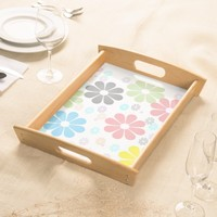 Groovy Serving Tray