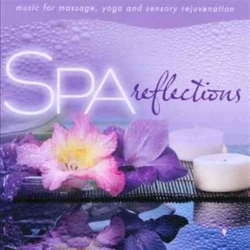 DCCKB62 SPA REFLECTIONS:MUSIC FOR MASSAGE YOG