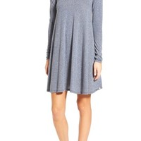 Volcom 'Lived in Snow' Babydoll Dress | Nordstrom