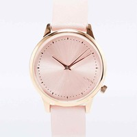 Komono Estelle Pastelle Analog Watch in Pink - Urban Outfitters