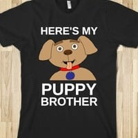 PUPPY BROTHER