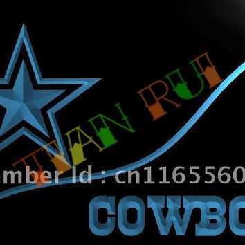 LD503- Dallas Cowboys LED Neon Light Sign