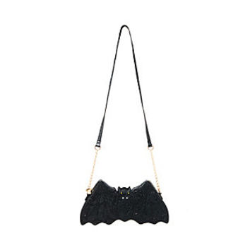 KITSCH GOING BATTY CROSSBODY: Betsey Johnson