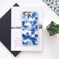 Aquatic Denim Blues iPhone 6s case by Lisa Argyropoulos | Casetify