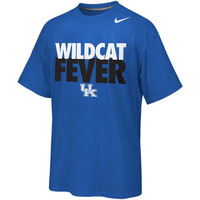 Nike Kentucky Wildcats Wildcat Fever Local T-Shirt - Royal Blue