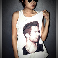 Maroon 5 Adam Levine Tank Top Shirt T-Shirt Women & Men Unisex Size M , L