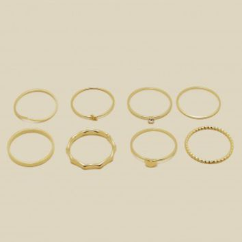 MISSING LINK RING SET