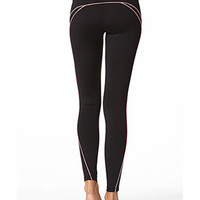 Piped Stripes Athletic Pants