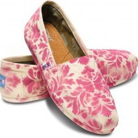 Hand Painted Artist Collection Shoes | TOMS.com  | TOMS.com