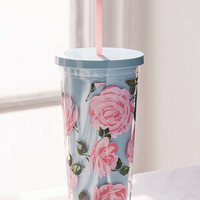 ban.do Rose Parade Sip Tumbler | Urban Outfitters