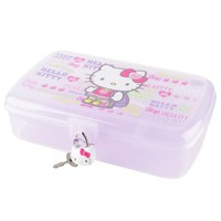 Hello Kitty Valuables Case: Sporty Collection