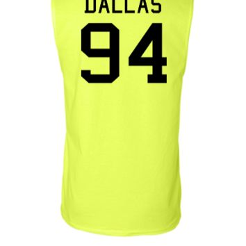 Cameron Dallas 94	 - Sleeveless T-shirt