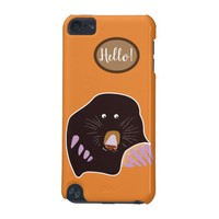 Mole iPod Touch 5g, Barely There iPod Touch (5th Generation) Case