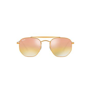 NEW SUNGLASSES RAY-BAN MARSHAL RB3648 in Copper/Bronze