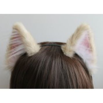 Realistic Cat Ears (NEW!!) - Kitten's Playpen