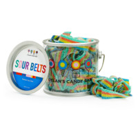 Dylan's Candy Bar Rainbow Sour Belts Paint Can | Dylan's Candy Bar