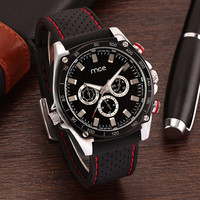 Luxury Men Watch Multi-function Men Silicone Mechanical Watch [9532098119]