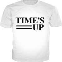 ROWT Time's Up Women's T