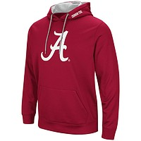 Alabama Crimson Tide End Zone Pullover Hoodie