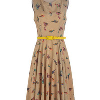Eva Franco Until Next Tweet Dress | Mod Retro Vintage Dresses | ModCloth.com