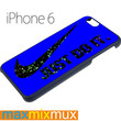 Blue Nike Just Do It On Galaxy iPhone 6/6+ Series Hard Case