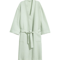 Waffled Bathrobe - from H&M