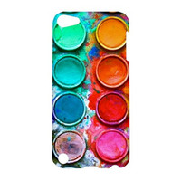 NEW iPod Touch 5 Case Beautiful Paintbox by SephiaAndromeda