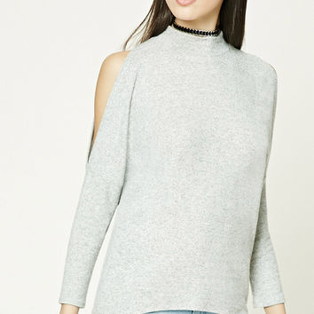 Open-Shoulder Dolman Top